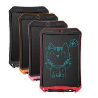 Dessin numérique tablette LCD enfants graphiques écriture tableau de peinture électronique enfants cadeau étude Pad maison tableau d'affichage avec batterie