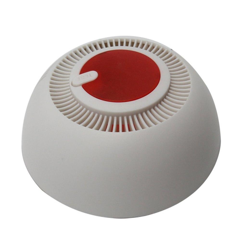 Home Security Smoke Sensor Protection 85 dB Flash Warning Equipment Smoke Detector Sensor For Home Safety SecurityHome Security Smoke Sensor Protection 85 dB Flash Warning Equipment Smoke Detector Sensor For Home Safety Security