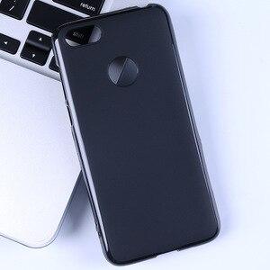 Мягкий чехол JONSNOW для Lenovo K5 Play A5 L18011 K320t Нескользящие силиконовые чехлы для K5 Pro S5 K350t Z6 Lite чехол для телефона