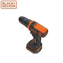 Аккумуляторная дрель-шуруповерт Black+Decker Black+Decker BDCDD12B-XK 10.8В Li-Ion, 2х1.5Ач, ЗУ