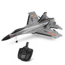 A100 J11 EPP 340mm Spanwijdte 2.4G 3CH RC Vliegtuig Fixed Wing Vliegtuigen Gebouwd Verwijderen Controle Vliegtuig Speelgoed Kinderen Verjaardag gift