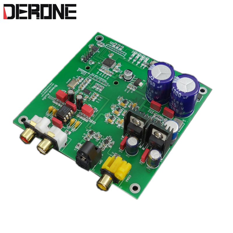Oled Display For Es9038q2m Es9038 Q2m I2s Dsd Optical Coaxial Input Decoder Dac Headphone Output Hifi Audio Amplifier Board Display Screen Accessories & Parts
