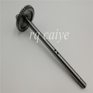 Image 2 - 4 Pieces  CD102 SM102 Water roller gear shaft S9.030.210F offset printing machinery spare parts