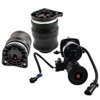 A6383280701 compressor de suspensão a ar da bomba + traseiro saco mola suspensão a ar para mercedes benz v 230 td w638 6383280302 Amortecedores e suportes     -