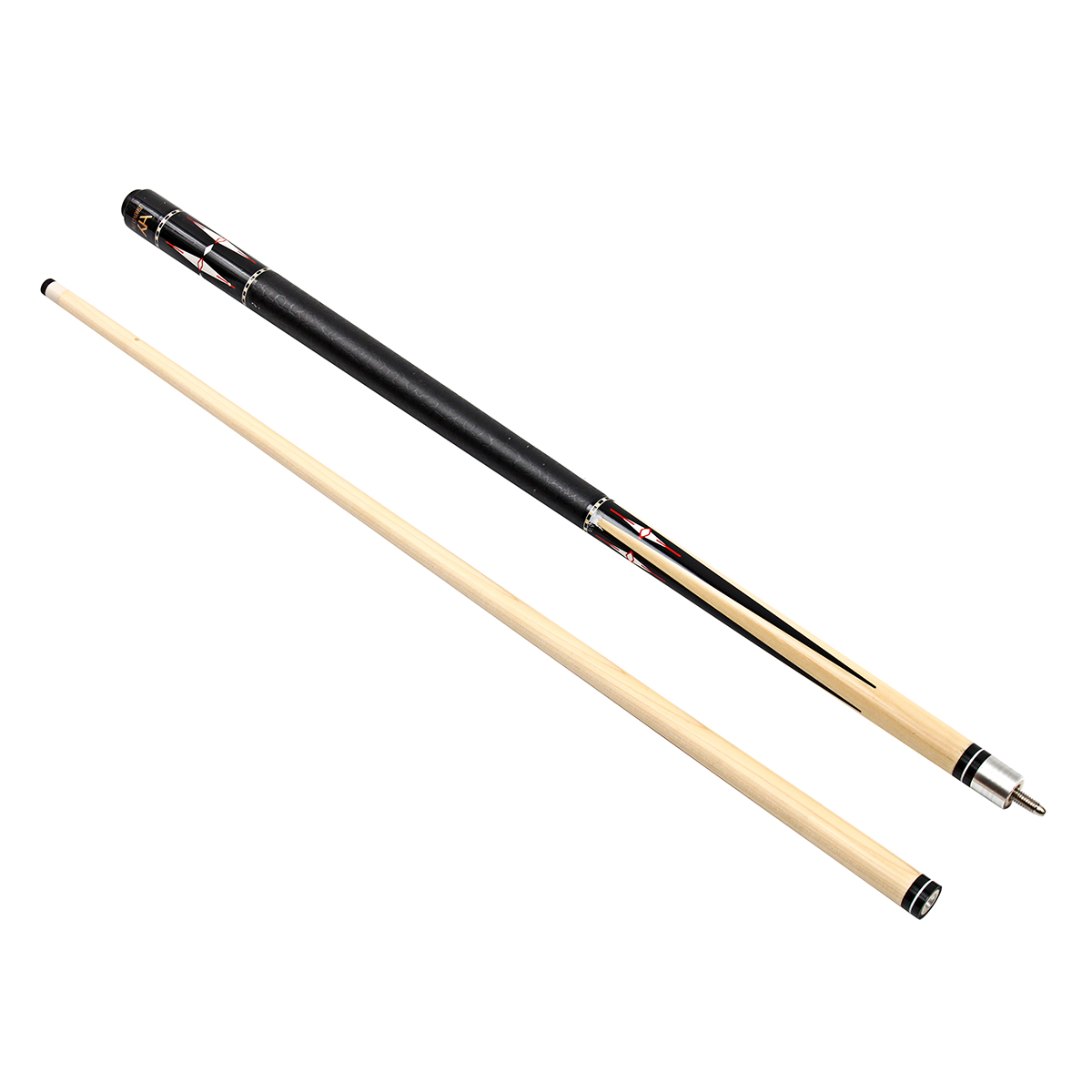 """1Pcs Pool Cue New 58/"""" Billiard House Bar Pool Snooker Cue Sticks Perfect Gift"""