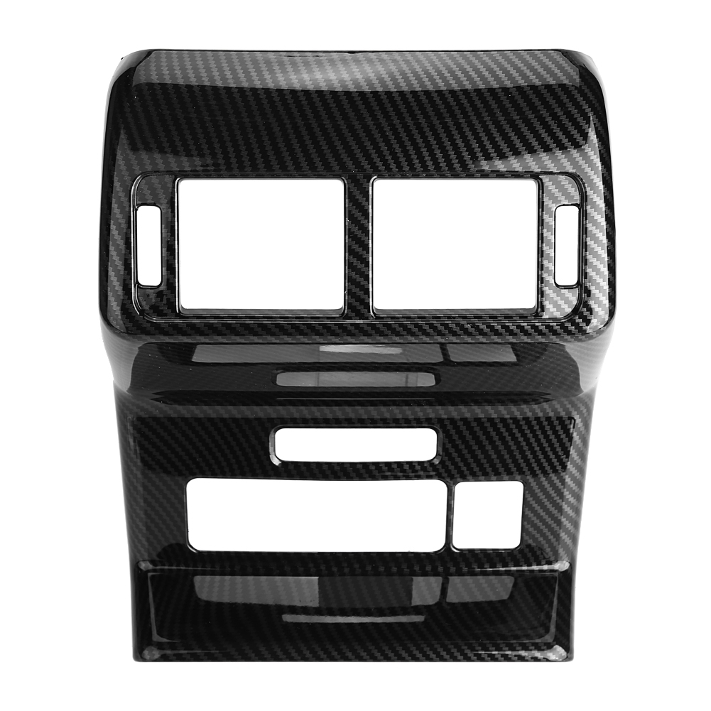 Car Rear Air Conditioning Vent Outlet Frame Cover Trim for Land Rover Range Rover Velar 2018