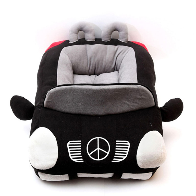 Sports Car Shaped Pet Dog Bed House Chihuahua Yorkshire Small Dog Cat House Waterproof Warm Soft Puppy Sofa Kennel 2 ColorsSports Car Shaped Pet Dog Bed House Chihuahua Yorkshire Small Dog Cat House Waterproof Warm Soft Puppy Sofa Kennel 2 Colors