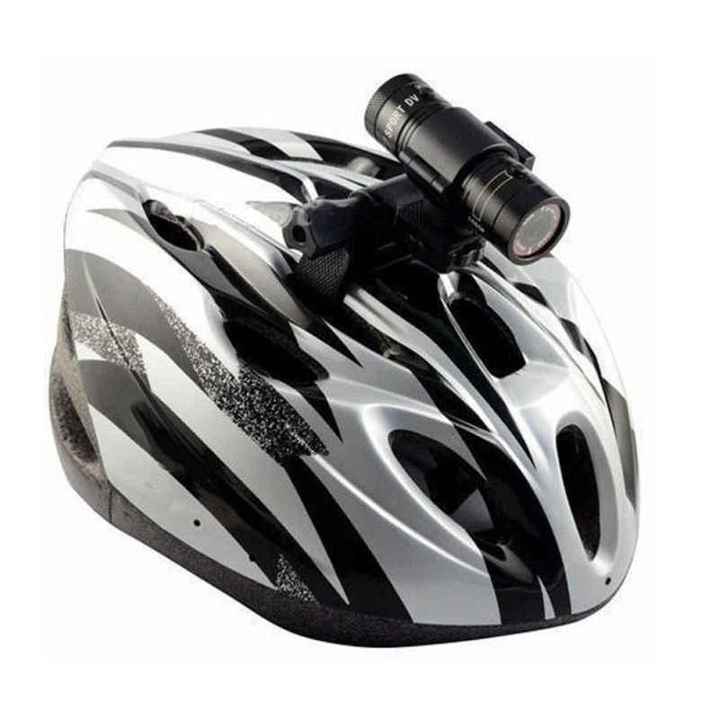 Explosion Models HD Outdoor Movement Camera Flashlight Helmet Riding Camera Bike Movement Camera Dv