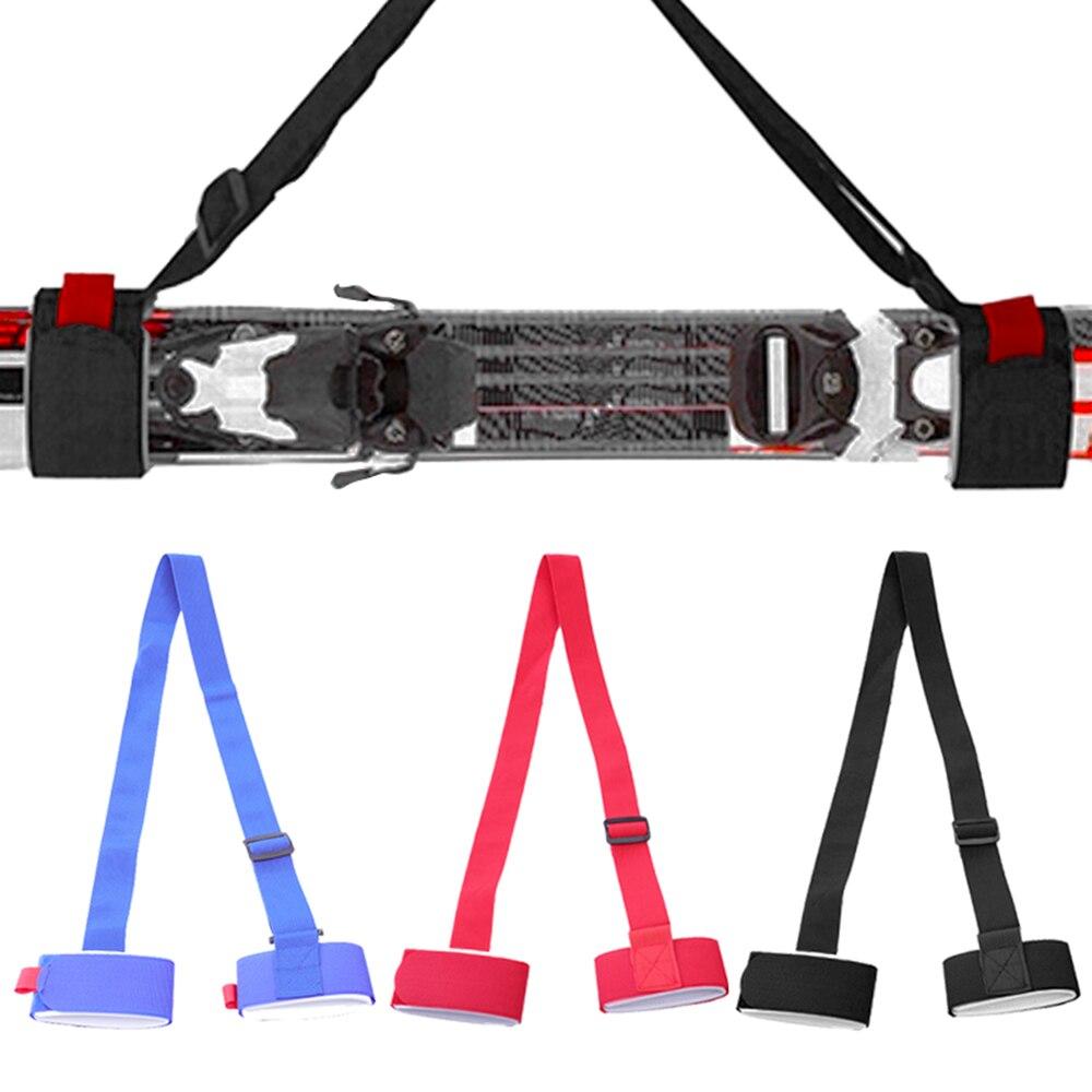 Braces-Bags Straps Snowboard Skis Skiing-Shoulder Sling Hand-Handle Adjustable