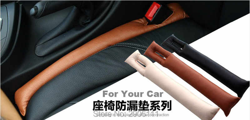 Accesorios de coche para espacio de asiento almohadilla a prueba de fugas para coche para DS DS4S DS5 DS5LS DS6 DS7
