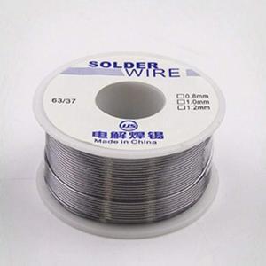 Image 5 - Solder Draht 1,0mm/0,8mm Flux Kolophonium Core Weldring Zinn Blei weilding draht