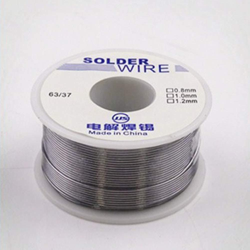 Image 5 - Solder Wire 1.0mm/0.8mm  Flux Rosin Core Weldring Tin Lead  weilding wire-in Welding Wires from Tools
