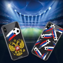 CASEIER Sport Patterned Phone Case For iPhone 7 Plus Cases Soccer Soft TPU Cover 5 5s SE X 6 6s 8 Shell Funda