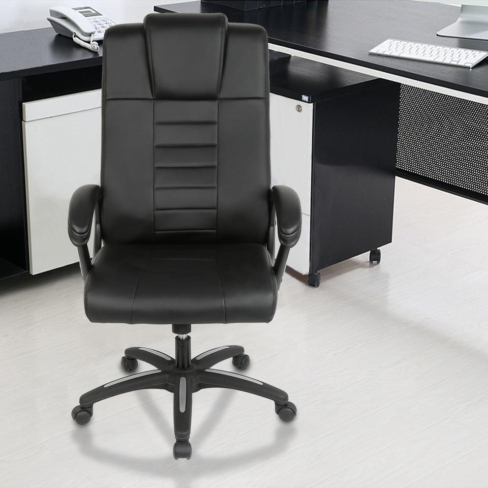 Regulowane krzesło biurowe do komputera Executive