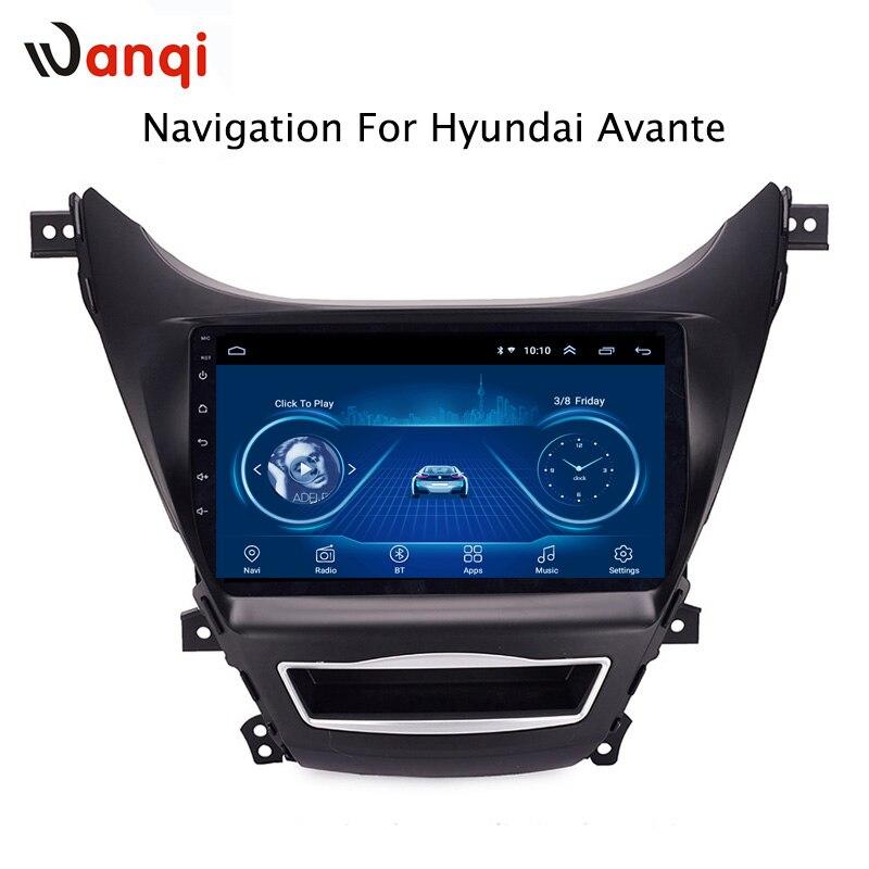Free Shipping 9 inch Android 8.1 car dvd gps navigation For Hyundai Elantra/Avante 2012-2014 multimedia systemFree Shipping 9 inch Android 8.1 car dvd gps navigation For Hyundai Elantra/Avante 2012-2014 multimedia system