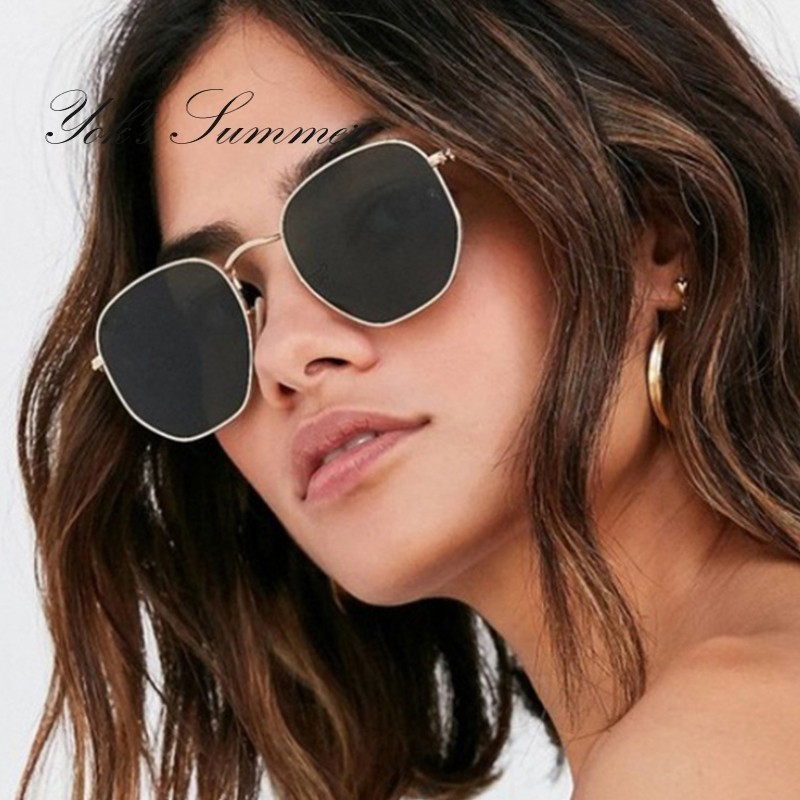 2 Pc LOCS Rectangular Gangster Black Shades Mens Designer Sunglasses Dark Lens