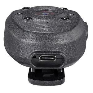 Image 5 - HD 1080P الشرطة الجسم التلبيب يرتديها كاميرا فيديو DVR الأشعة تحت الحمراء ليلة ضوء مرئي من الليد كام 4 hour سجل رقمي صغير DV مسجل صوت 1