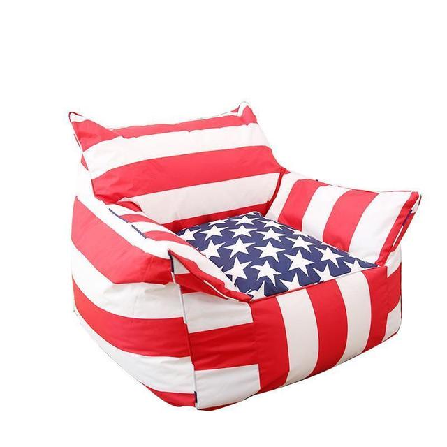 Copridivano Única Cama Tatami Boozled Pouf Ouro Sedie Puf Koltuk Poef Stoel Cadeira Sofá do Saco de Feijão Cadeira Beanbag Sopro Asiento