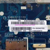 mainboard האם מחשב נייד FRU מקורית: 5B20K57320 BIWB6 / B7 / E7 / E8 LA-D101P w Mainboard האם מחשב נייד מעבד SR2EY I5-6200U עבור מחשב נייד Lenovo B51-80 (3)