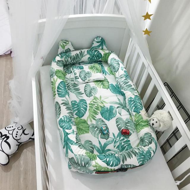 Cuna portátil para bebé, cuna para niño, cuna, cuna para recién nacido, viaje, cama plegable para bebé, para el cuidado del bebé 26 estilos