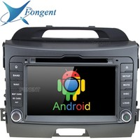 for Kia Sportage 2010 2011 2012 2013 2014 2015 auto Android DVD Stereo Audio Multimedia Radio Car Player GPS Navigator system
