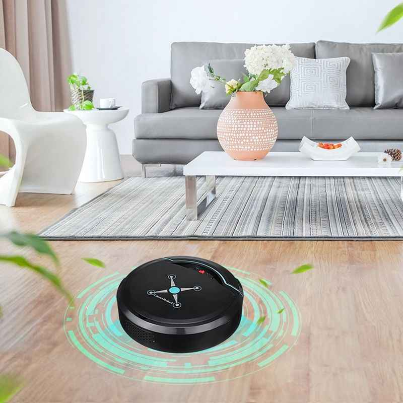 Household Charges Fully Intelligent Automatic Suction Suction Sweeping machine  Automatic Vacuum Cleaner Intelligent Sweeping