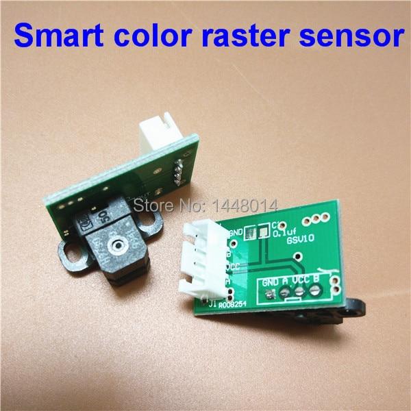 Goed Gratis Verzending Smart Kleur Raster Sensor H9730 Voor Niprint Fortuin-lit Xenons Xuantu Grootformaat Printer Dx5 Dx7 Encoder Sensor