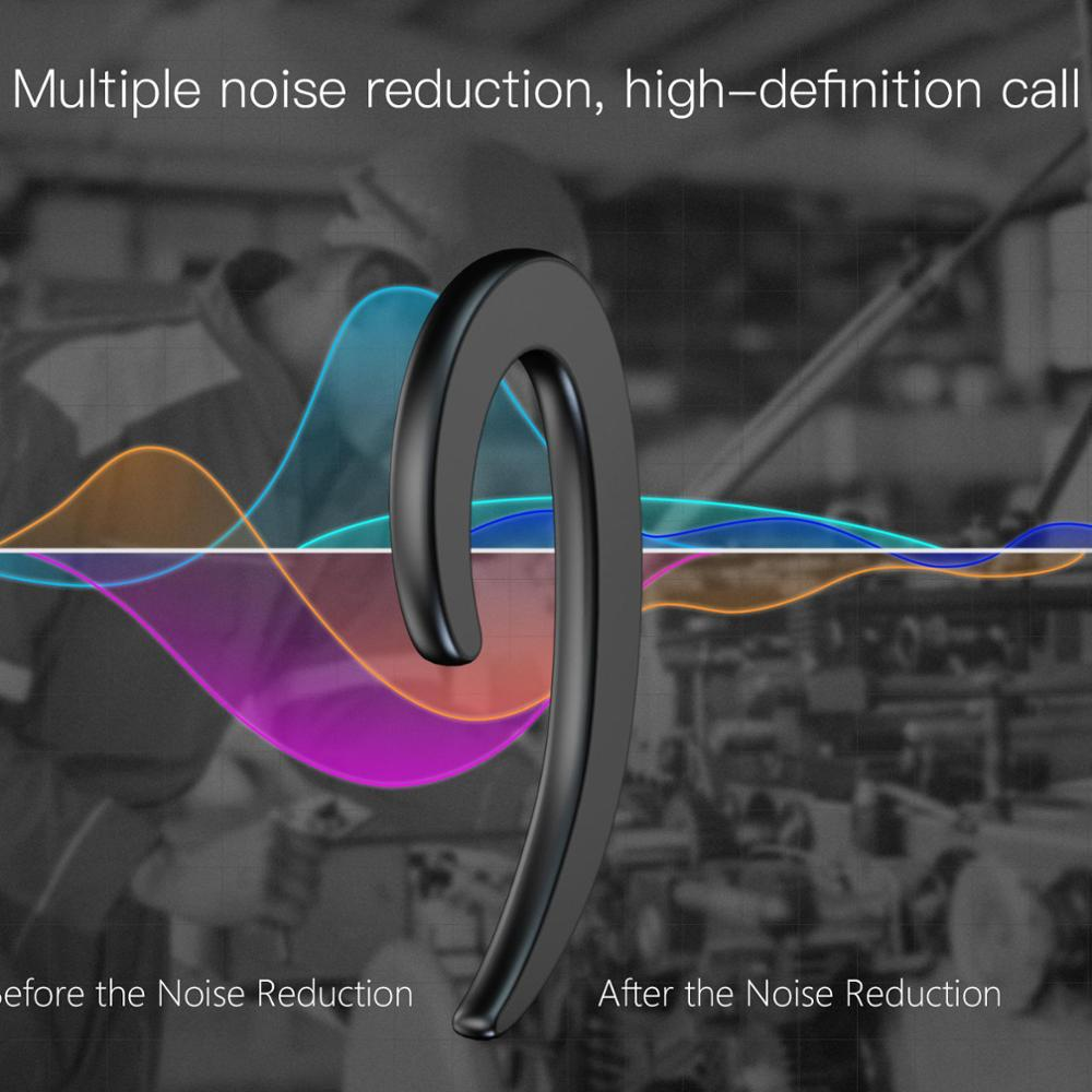 JAKCOM ET Non In Ear Concept Earphone Hot sale in Earphones Headphones as active noise cancelling mi max 3 ear phones in Phone Earphones Headphones from Consumer Electronics
