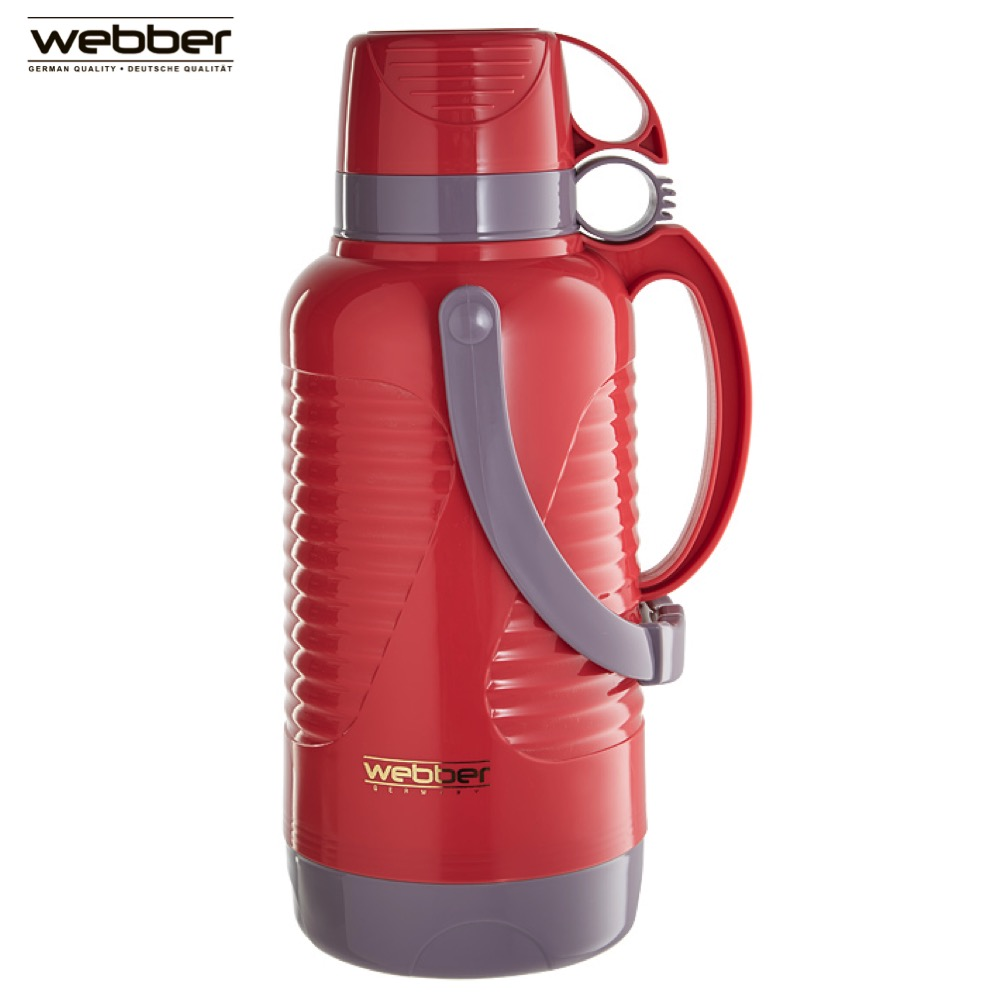 Vacuum Flasks & Thermoses Webber 0R-00003685 thermomug thermos for tea Cup stainless steel water new safurance 200w 12v loud speaker car horn siren warning alarm stainless steel home security safety