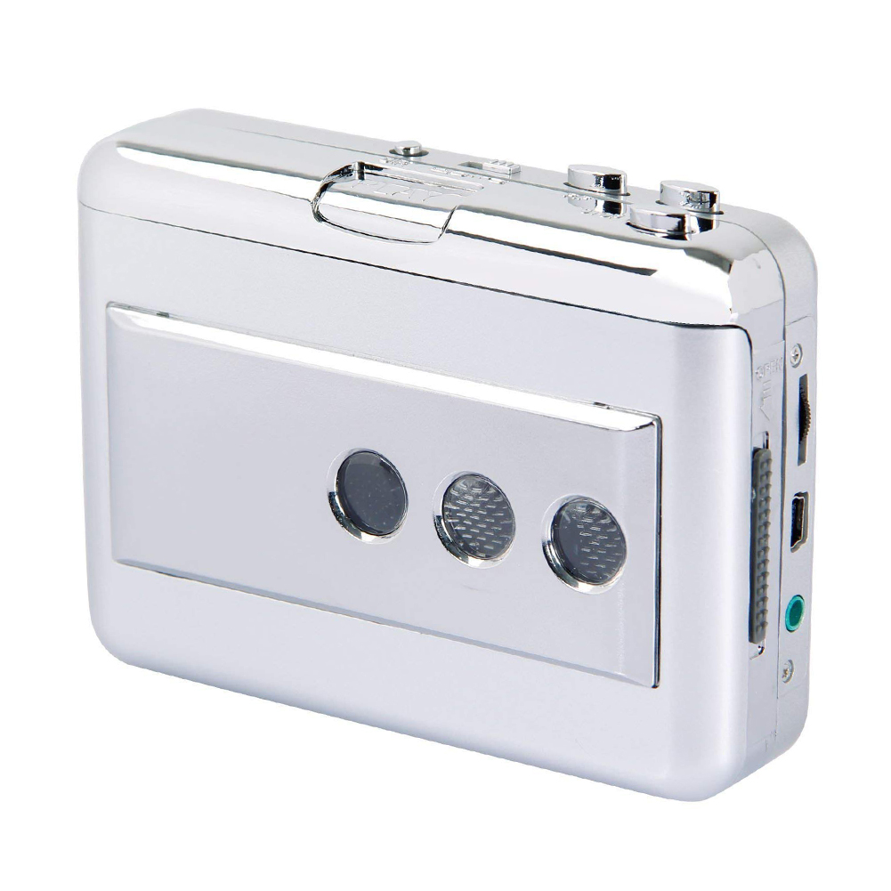 MP3 Cassette Player Capture Recorder Music USB Audio Super Converter Multifunction Tape CD Player