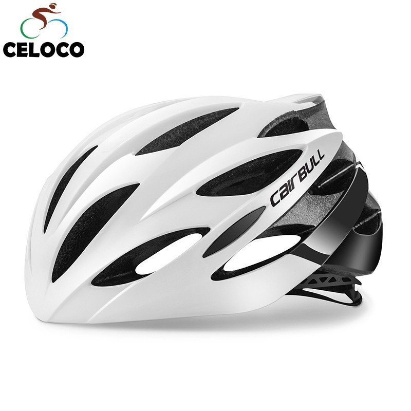 Ultralight Unisex Integrated Bicycle Helmet Ventilate Mountain Road Bike Riding Safety Hat Cycling Men Women Helmet image