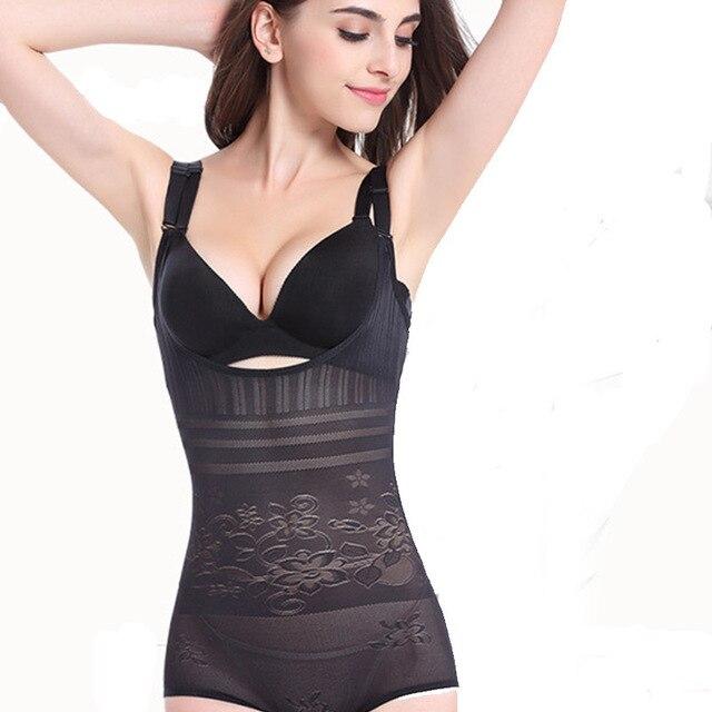 Women Post Natal Postpartum Slimming Underwear Body Shaper Recover Bodysuits Shapewear Waist Corset Girdle Black Khaki Lingerie 1