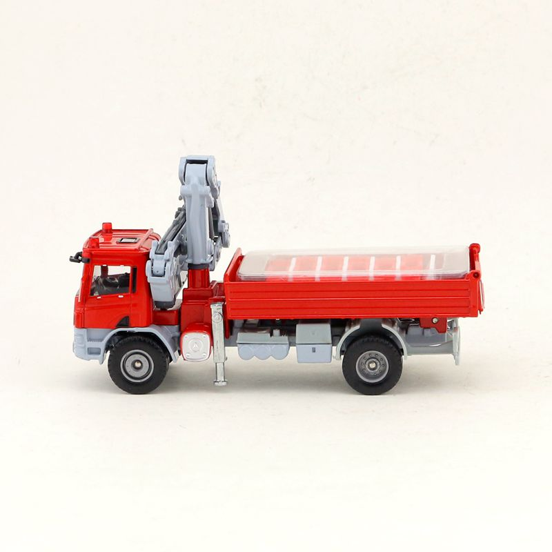 1:50 Modello Giocattolo Veicolo Trasporto Miniatura Collezione Lega Regale