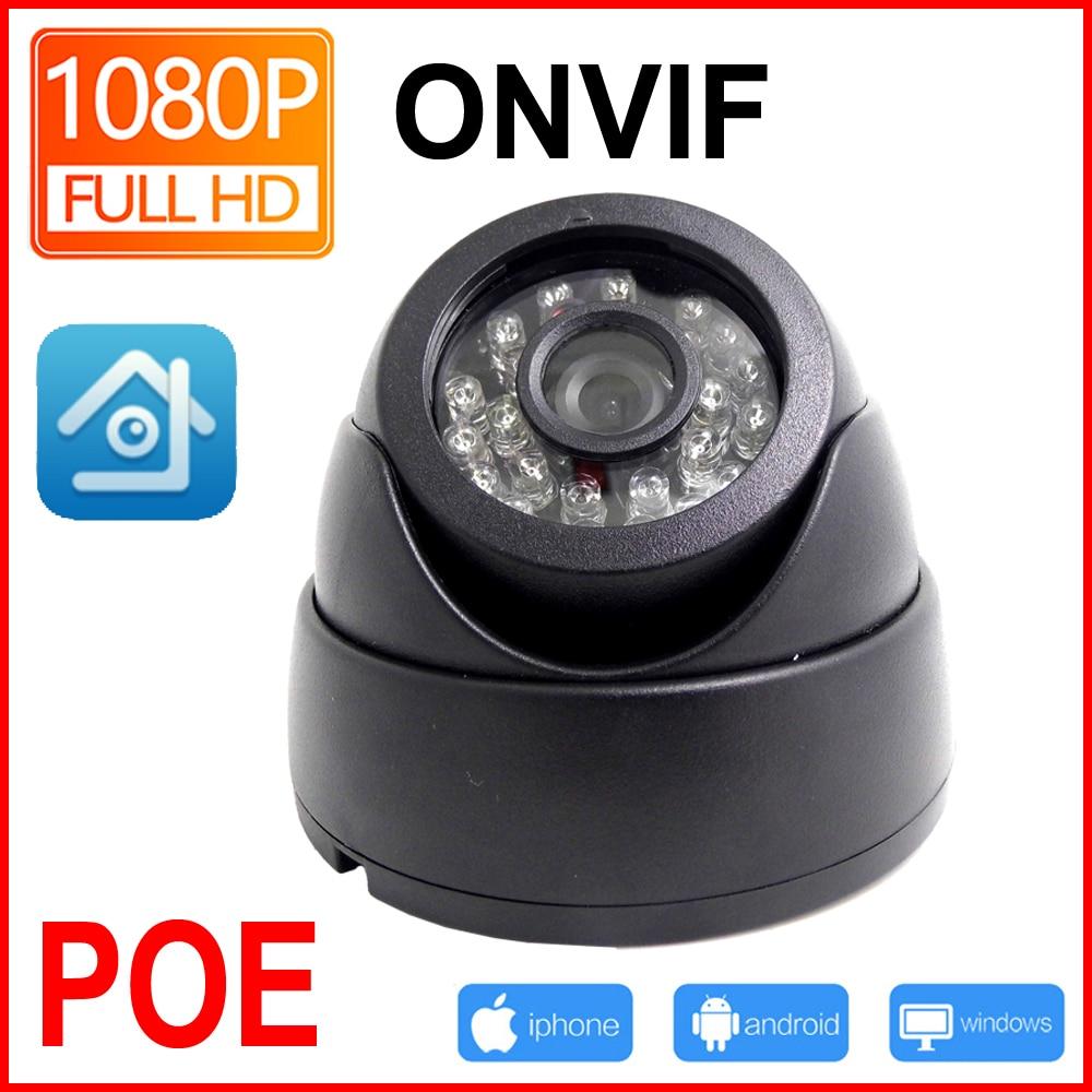 JIENUO Ip Camera Poe 720P 960P 1080P Cctv Security Video Surveillance IPCam Infrared Home Surveillance 2mp Indoor Network Cam