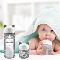 Ultraviolet UV Baby Cartoon Bottle Sterilizer Bottle Pacifier Disinfector Multi functional Outdoor Travel Sanitizer For Bottle