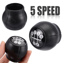 Car Styling 5 Speed Gear Stick Knob For Opel Vauxhall Corsa A Vectra B Astra F G Durable Shift Knob Head