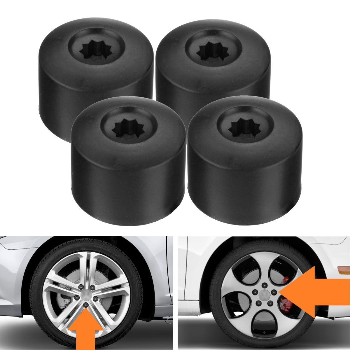 GENUINE 2011-2017 VW TOURAN 17MM 1X WHEEL BOLT NUT STUD FOR ALLOY STEEL WHEEL