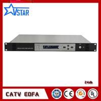 High Quality 24dB 1550nm Optical Amplifier edfa