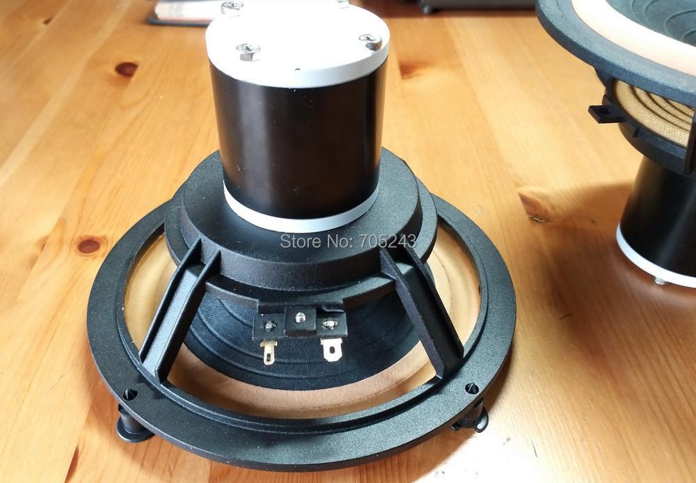 Pair 2 Unit  HiEND 6.5inch Fullrange SpeakerDIATONE P610S CL0N    (2019 Big Alnico Version)
