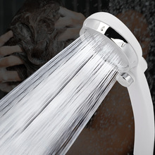 G1/2 Supercharged Rainfall Shower Head High Pressure Handheld rain showerhead Bathroom Water Saving Faucet douchekop