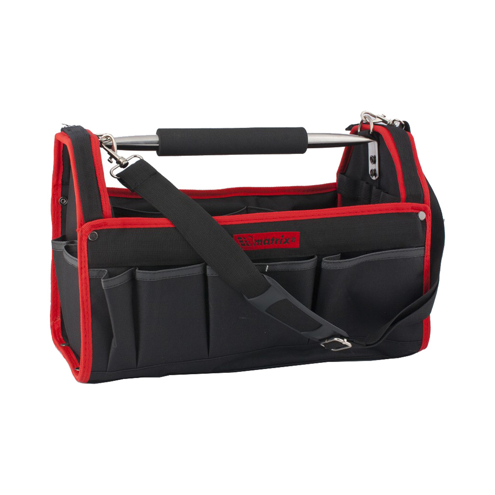 Tool Case MATRIX 90257 Tool Carrier Polyester Case tool bag matrix 90259