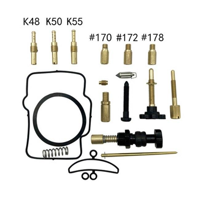 Low Price 36mm 38mm 40mm Carburetor with Repair Kit for