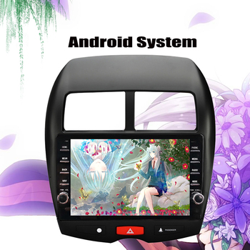 Android 10.0 Car Radio Multimedia Player 2 din dvd GPS For Mitsubishi ASX 2010-2017 2018 2019 Navigation Tape Recorder Stereo