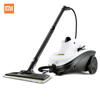 Deerma Steam Cleaning Machine Sterilization Home Cleaning Electric Appliance Anti Scalding Handle Steam Cleaning Machine