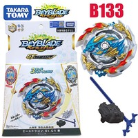 Takaratomy Beyblade Burst B 133 Starter Wizard Fafnir . Rt . Rs Sen bay blade with launcher Bayblade gyroscope Toys for boy