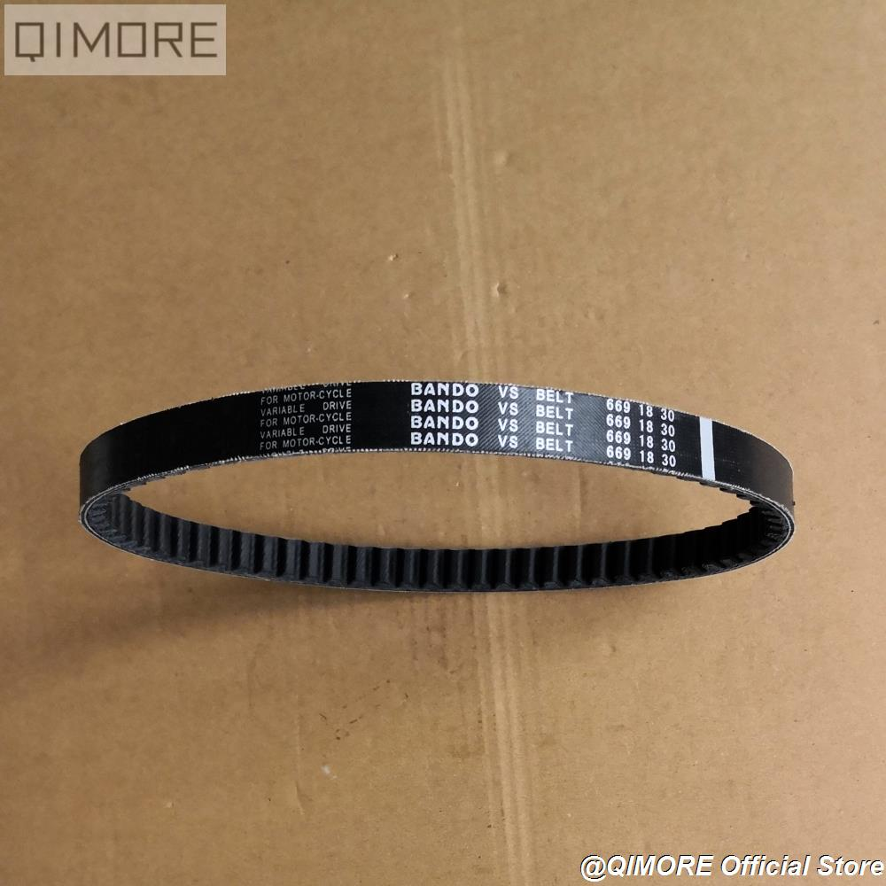 Drive Belt 669 18 30 Motor Motorcycle Motorbike Scooter Moped 50cc to 80cc