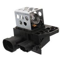 Aquecedor ventilador motor ventilador resistor para peugeot 307 308 9673999980