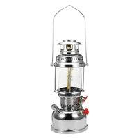 Портативный 500 Вт золотой круглый фонарь давление керосиновое масло фонарь лампа освещение наружное Походное освещение украшения
