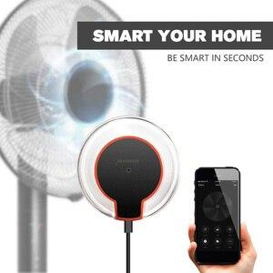Image 4 - Wifi ir controle remoto hub 2.4g, wi fi infravermelho universal controle remoto para ar condicionado tv dvd usando tuya vida inteligente, vida inteligente