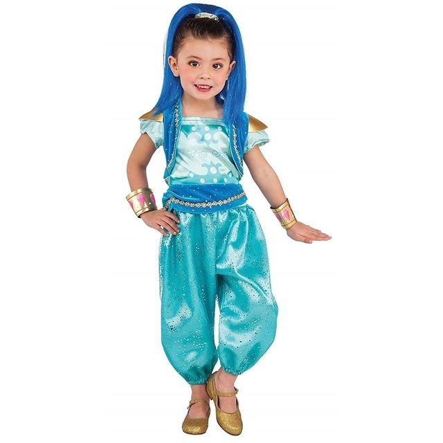 Nickelodeon Shimmer Deluxe Shine Girls size XS 2/4